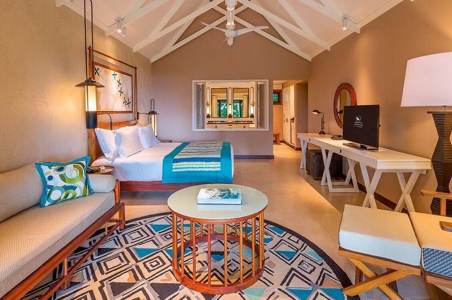 Constance Lemuria Resort - junior suite - Praslin - Seychellen - foto: Constance Lemuria