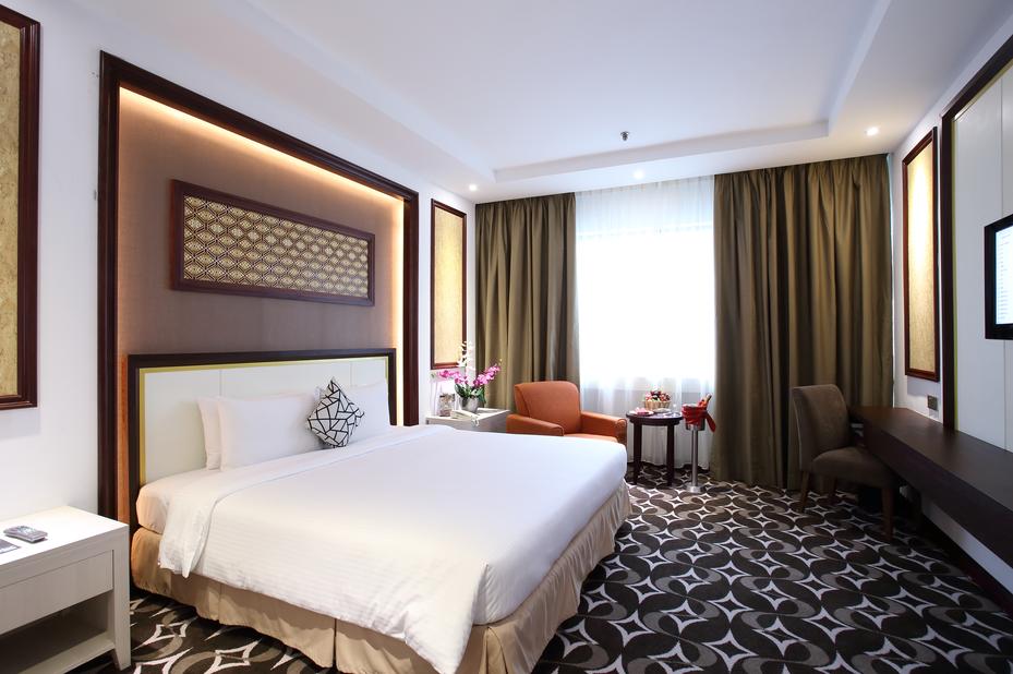 - foto: Corus Hotel Kuala Lumpur