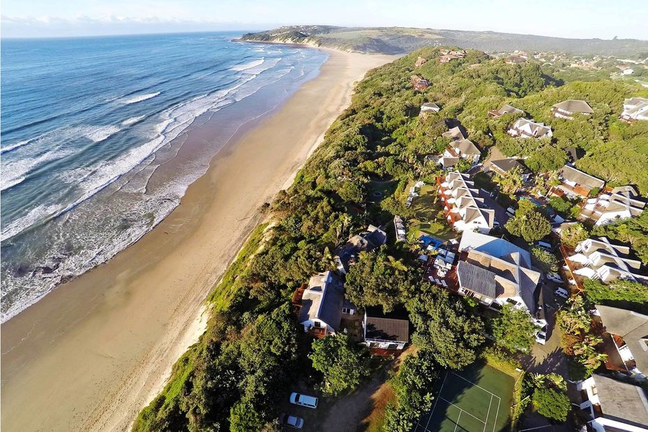 - foto: Crawfords Beach Lodge