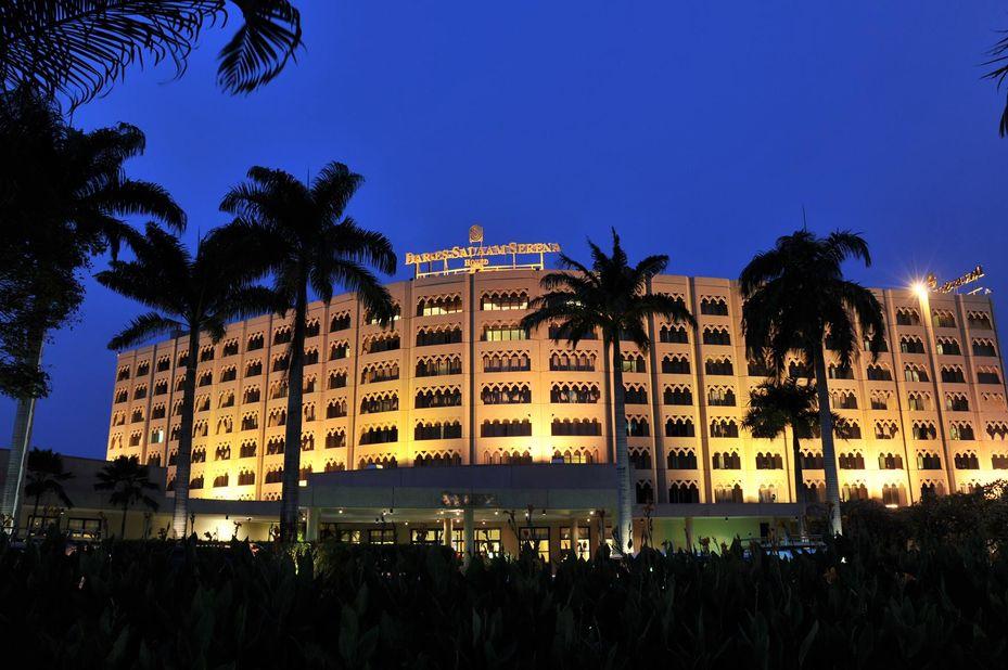 Dar es Salaam Serena Hotel - exterior - Tanzania - foto: Serena Hotel Dar es Salaam
