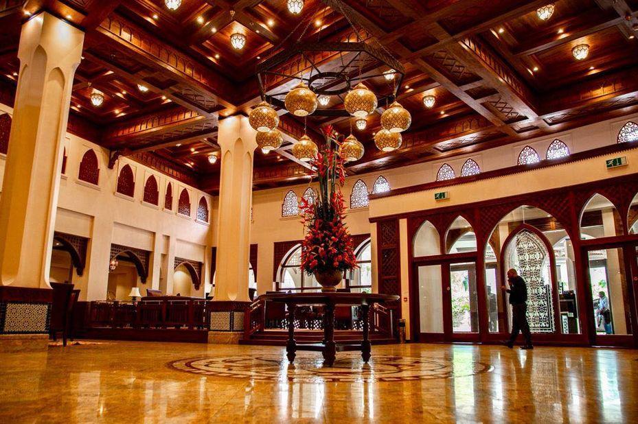 Dar es Salaam Serena Hotel - lobby - Tanzania - foto: Serena Hotel Dar es Salaam