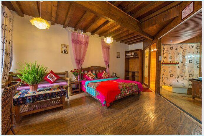Elegant Home Inn kamer Lijiang China - foto: Elegant Home Inn