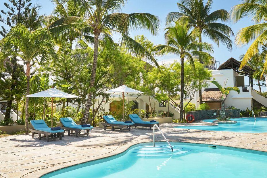 Emeraude Beach Attitude - zwembad - Mauritius - foto: Emeraude Beach Attitude