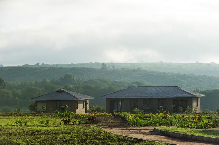Farm House Valley - Ngorongoro Higlands Tanzania - foto: Leopard Tours