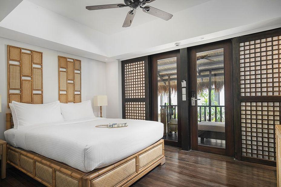 Filipijnen - El Nido Resorts - Miniloc Island - Garden Cottage - copyright: El Nido Resorts - foto: El Nido Resorts Miniloc Island