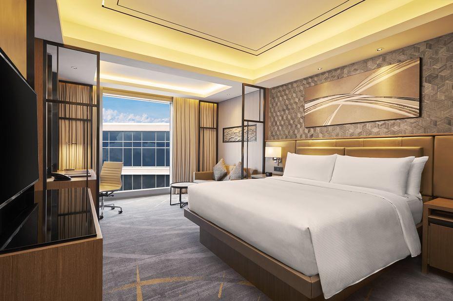 Filipijnen - Hilton Manila - kamer - foto: Hilton Manila