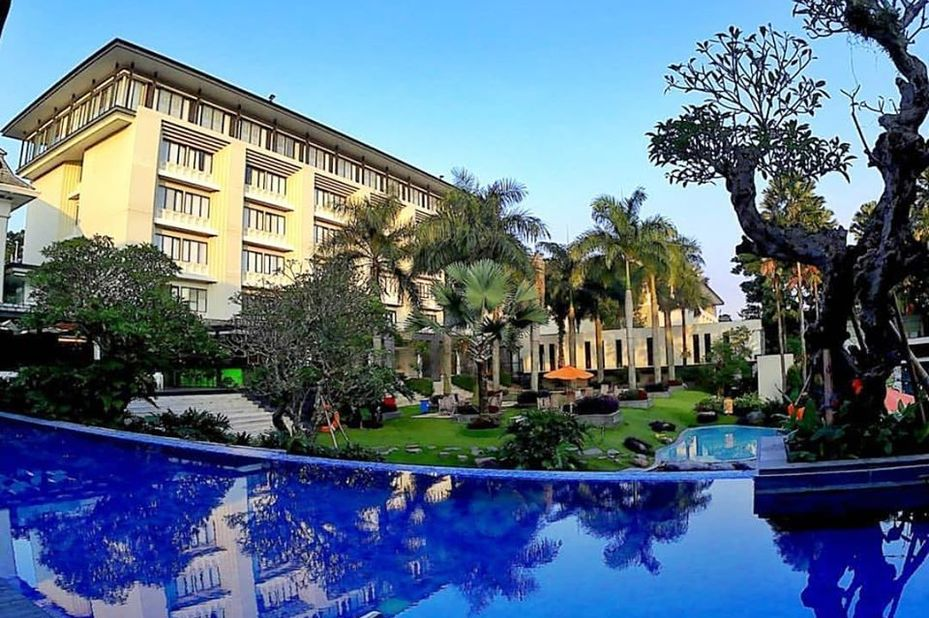 HARRIS Hotel Malang - buitenzijde - Malang - Indonesie - foto: HARRIS Hotel Malang