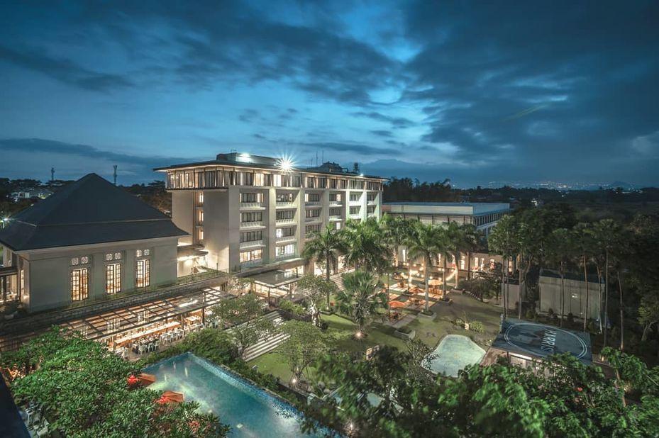 HARRIS Hotel Malang - overzicht - Malang -Indonesie - foto: HARRIS Hotel Malang