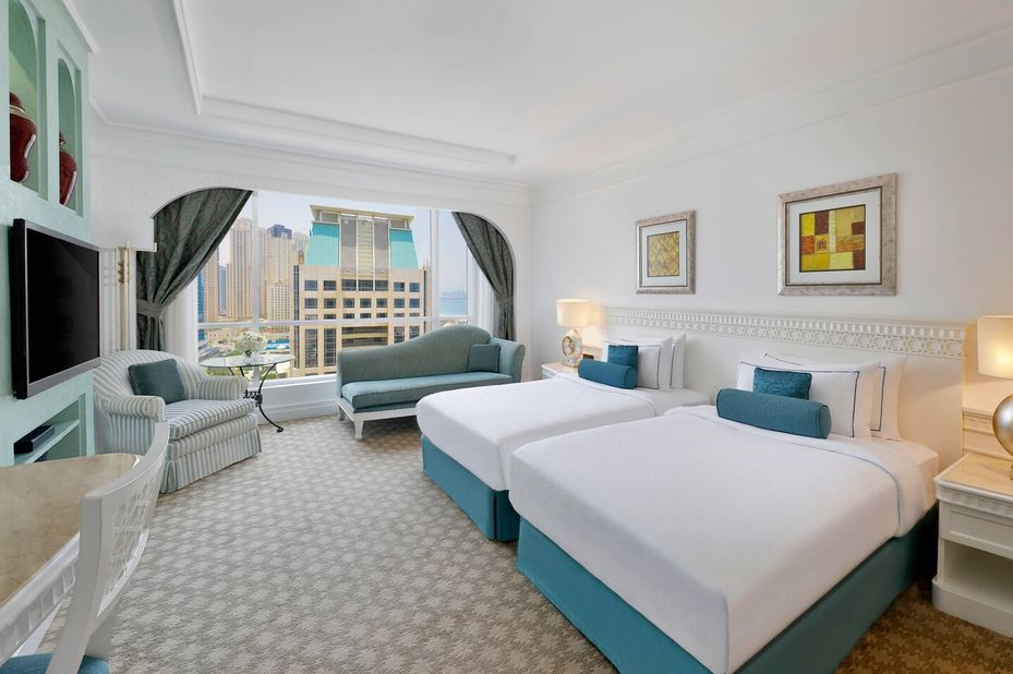 Habtoor Grand Resort - Club Twin Room - Dubai