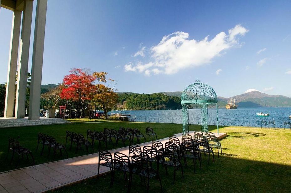 tuin Hakone Hotel - Japan - foto: Hakone Hotel