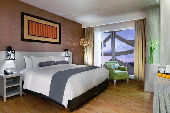 Harper Perintis Makassar - deluxe room - Makassar - Sulawesi - Indonesie - foto: Harper Perintis Makassar