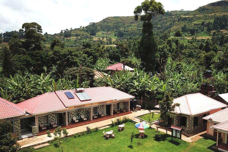 Home of Friends - omgeving - Sipi Falls - Oeganda - foto: Home of Friends