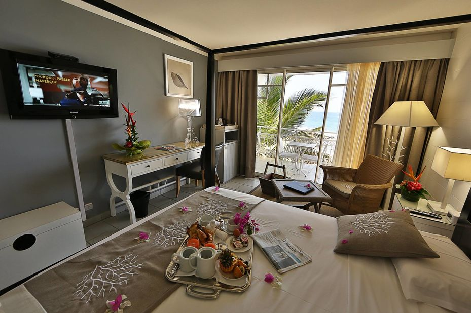 Hotel Boucan Canot - standard room - Saint Gilles les Bains - Reunion - foto: Hotel Boucan Canot