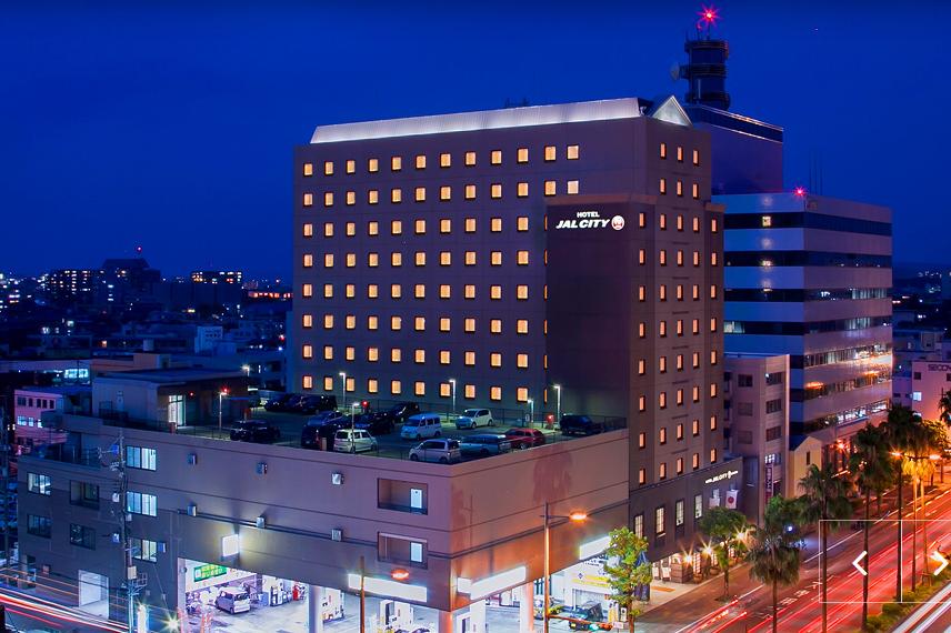Hotel JAL City Miyazaki - buitenkant - Miyazaki - Japan - foto: Hotel JAL City Miyazaki