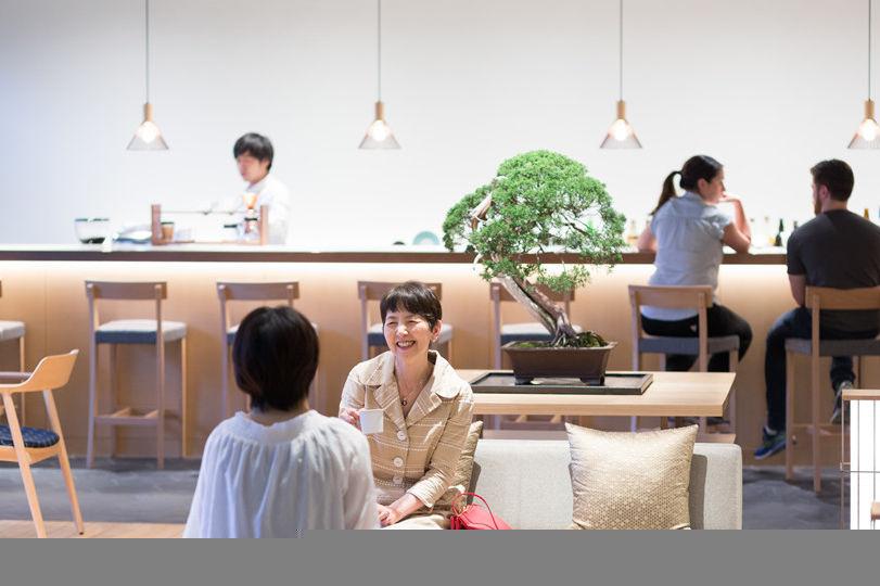 Hotel Kanrya Kyoto - restaurant -Kyoto - Japan - foto: Hotel Kanra Kyoto