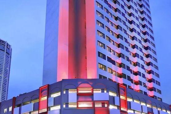 Aanzicht van Hotel NEO+ in Penang - Maleisië - foto: Hotel Neo+ Penang