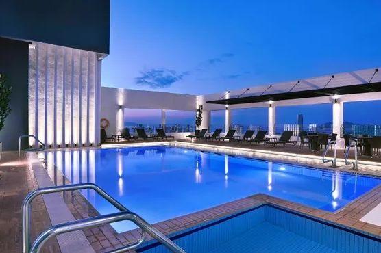 Zwembad van Hotel NEO+ in Penang - Maleisië - foto: Hotel Neo+ Penang