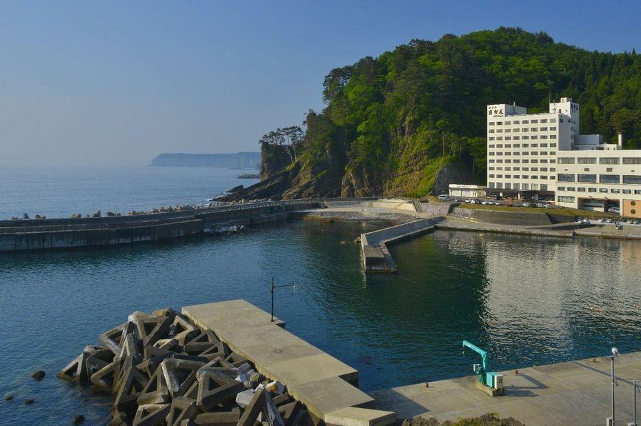 Hotel Ragaso - buitenkant - Tanohata - Japan - foto: Hotel Ragaso