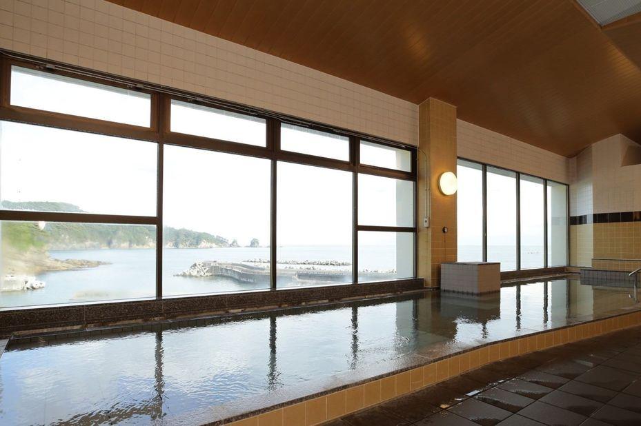 Hotel Ragaso - onsen - Tanohata - Japan - foto: Hotel Ragaso