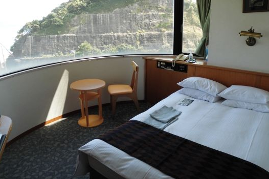Hotel Seasons Nichinan - double room - Nichinan - Japan - foto: Hotel Seasons Nichinan