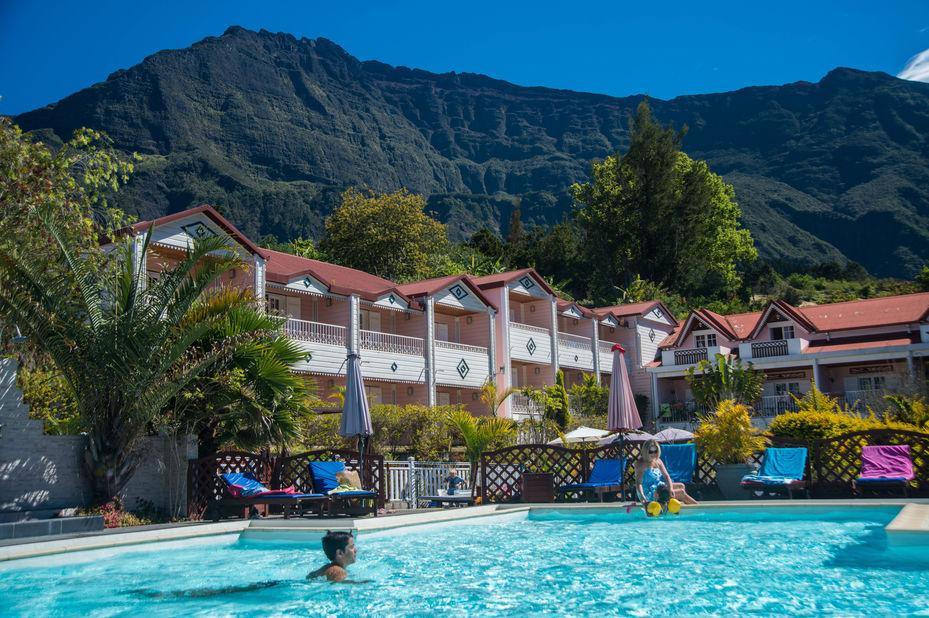 Hotel des Neiges - exterior - Cilaos -Reunion - foto: Hotel des Neiges