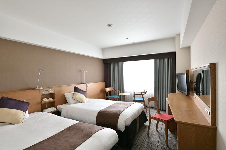 Hotel Granvia Hiroshima - Kamer - Hiroshima - Japan - foto: Hotel Granvia Hiroshima