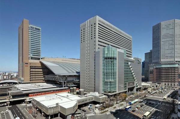Hotel Granvia Osaka - Exterieur - Osaka - Japan - foto: Hotel Granvia Osaka