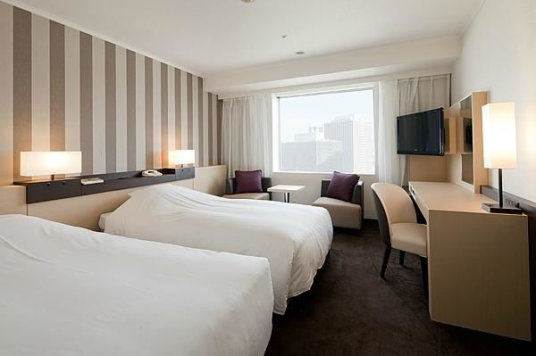 Hotel Granvia Osaka - Kamer - Osaka - Japan - foto: Hotel Granvia Osaka