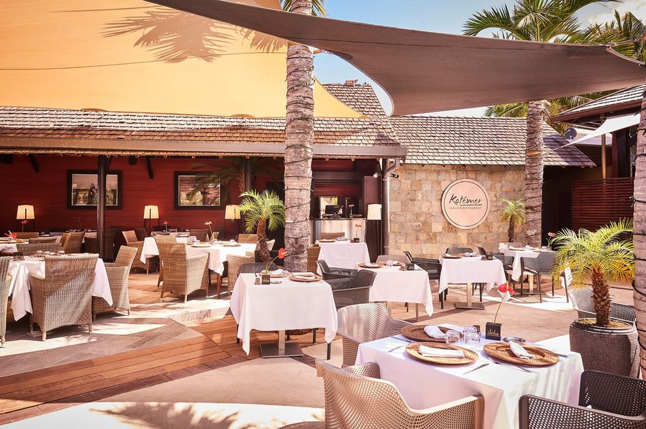 Iloha Seaview Hotel - restaurant - Saint Leu - Réunion - foto: Iloha Seaview