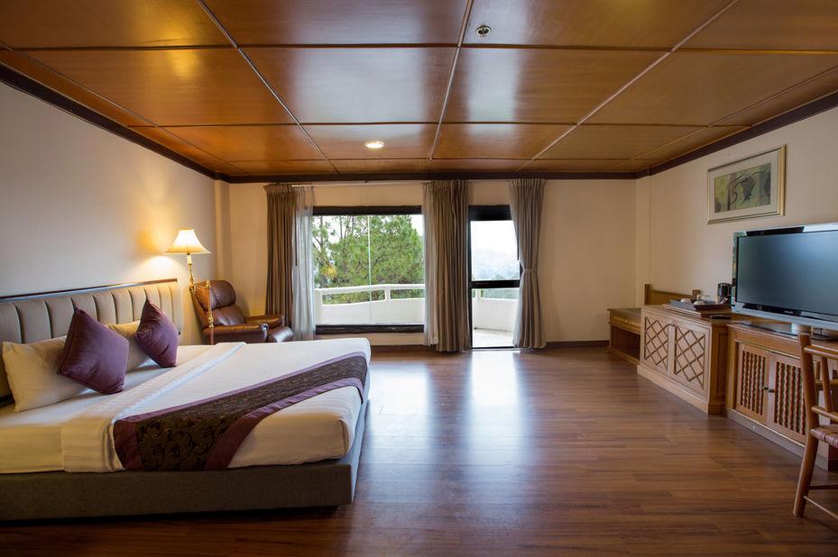The Imperial Phukaew Hill Resort - kamer - Petchabun - Thailand - foto: The Imperial Phukaew Hill Resort
