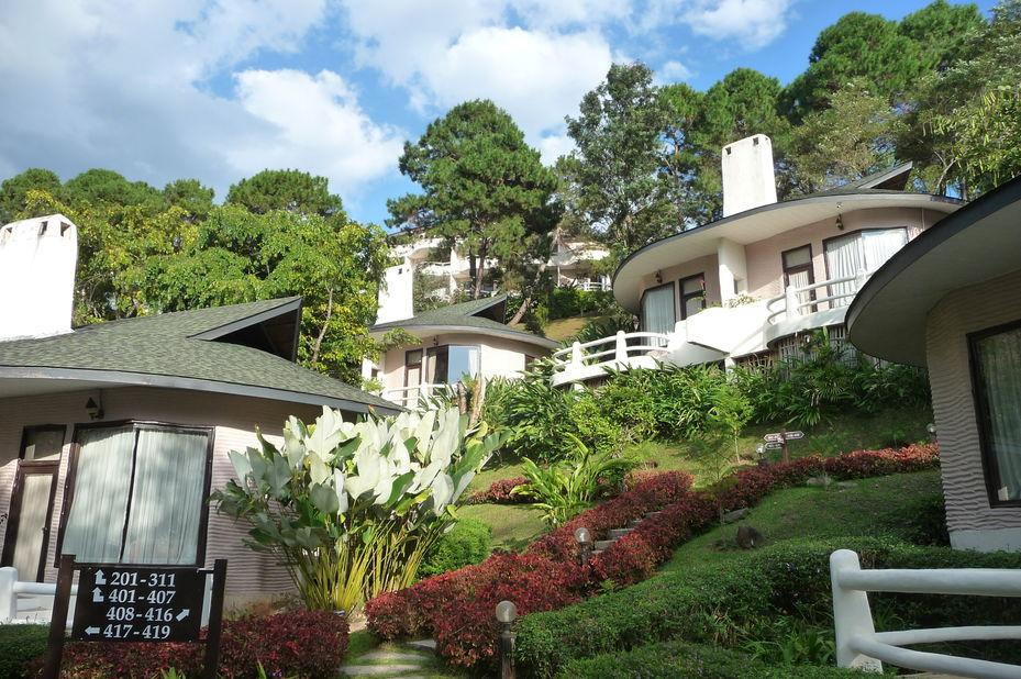 The Imperial Phukaew Hill Resort -tuinkamers - Petchabun - Thailand - foto: The Imperial Phukaew Hill Resort