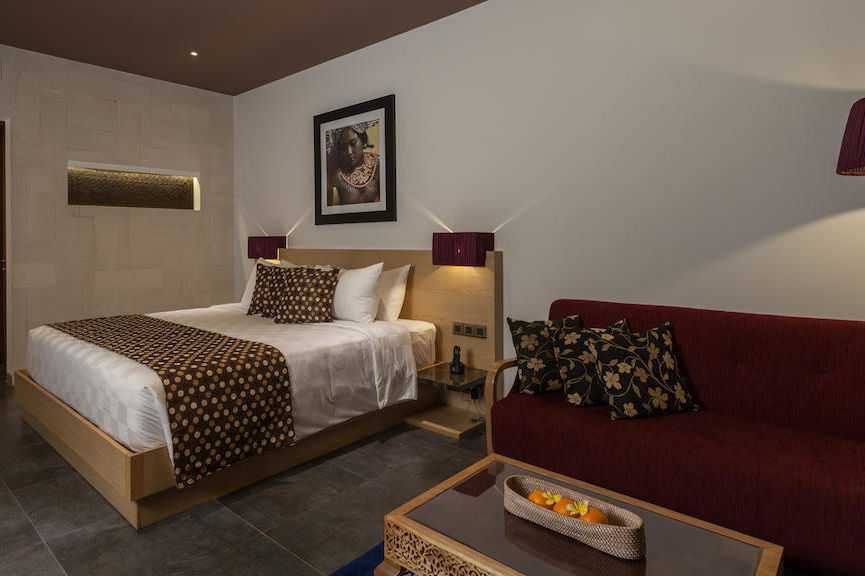 Indonesië - Bali - Kejora Suites - slaapkamer - foto: kejora suites
