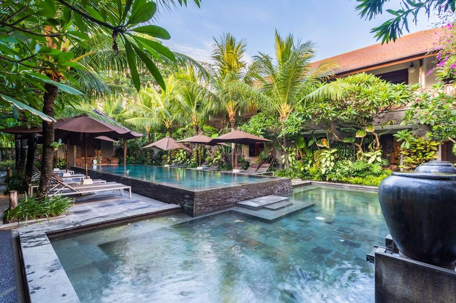 Indonesië - Bali - Kejora Suites - zwembad - foto: kejora suites