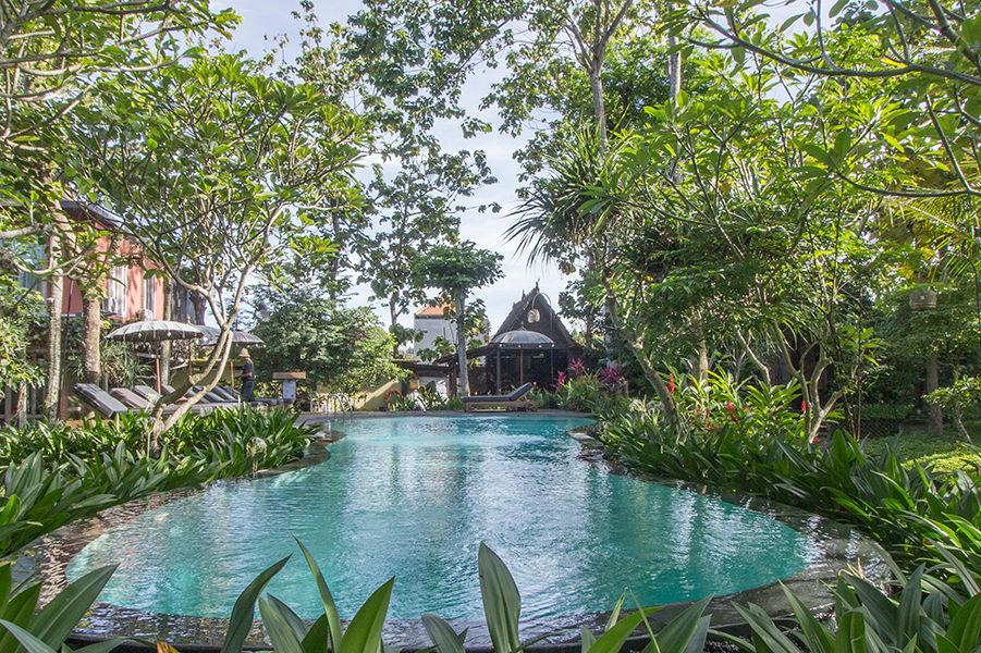 Indonesie-Bali-Ubud-Kajane-Mua-Hotel-zwembad - foto: Kajane Mua