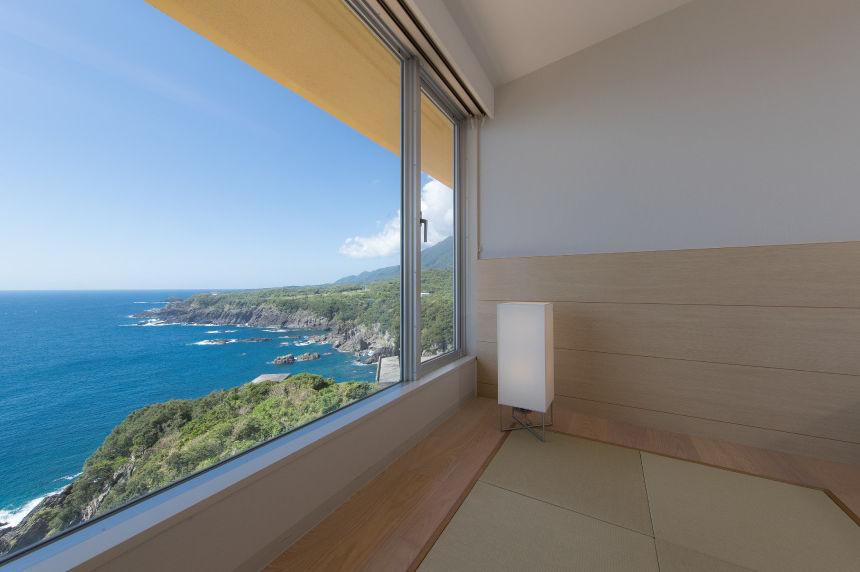 JR Hotel Yakushima - Standaard Kamer Uitzicht - Yakushima - Japan - foto: JR Hotel Yakushima