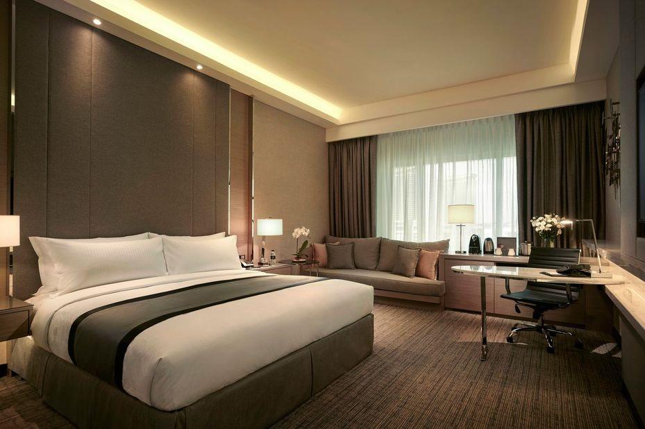 JW Marriott Kuala Lumpur - deluxe king - Kuala Lumpur - Maleisie - foto: JW Marriott Kuala Lumpur