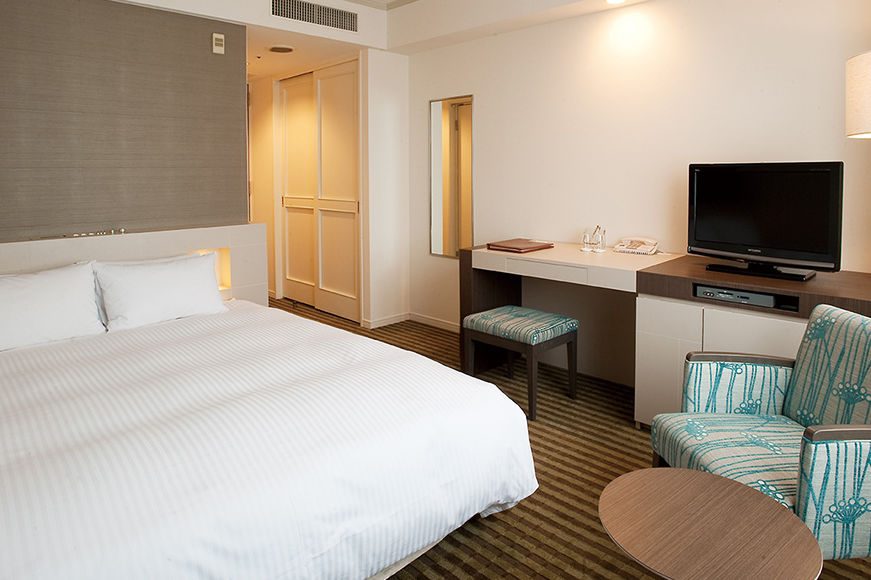 Japan - Takayama - Best Western Hotel - double room - foto: Best Western Hotel Takayama