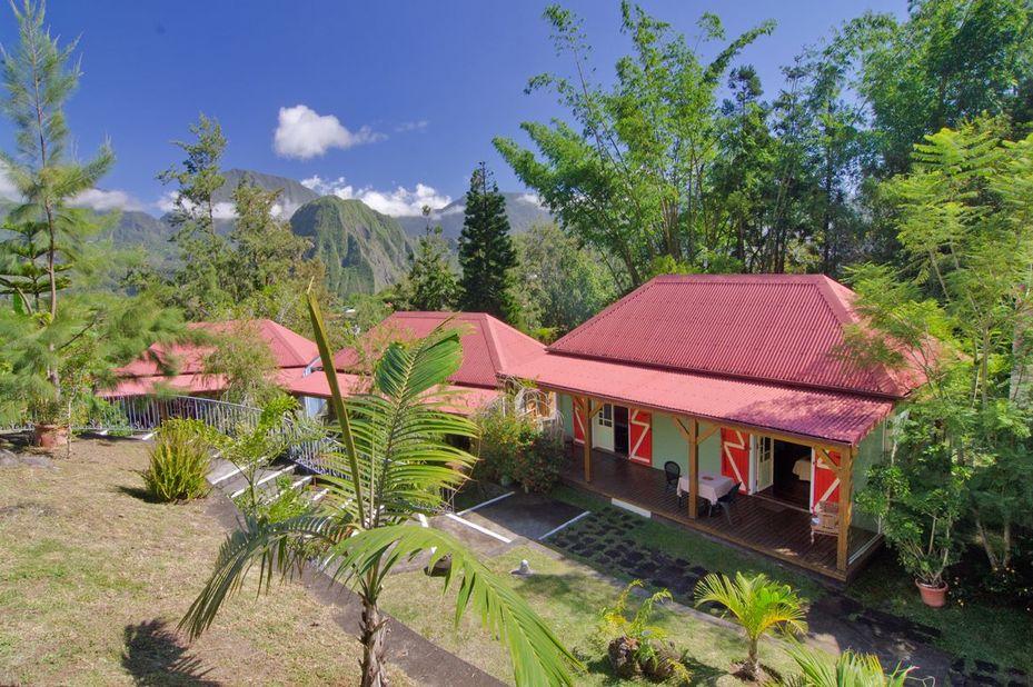 Jardins d'Heva - Cirque de Salazie - Réunion - foto: Jardins d'Heva