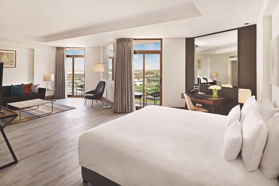 Jebel Ali Golf Resort - junior suite - Dubai - foto: Jebel Ali Beach Resort