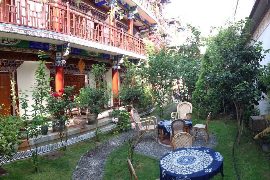 Jims Tibetan hotel - Dali - China - foto: Jims Tibetan Hotel