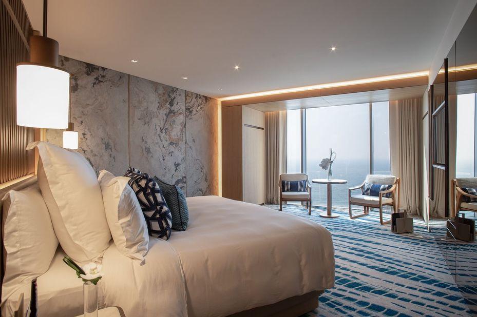 Jumeirah Beach Hotel - guest room - Dubai - foto: Jumeirah Beach Hotel