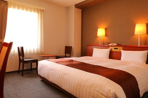 Kura Hotel Ichinoseki - kamer - Ichinoseki - Japan - foto: Kura Hotel Ichinoseki