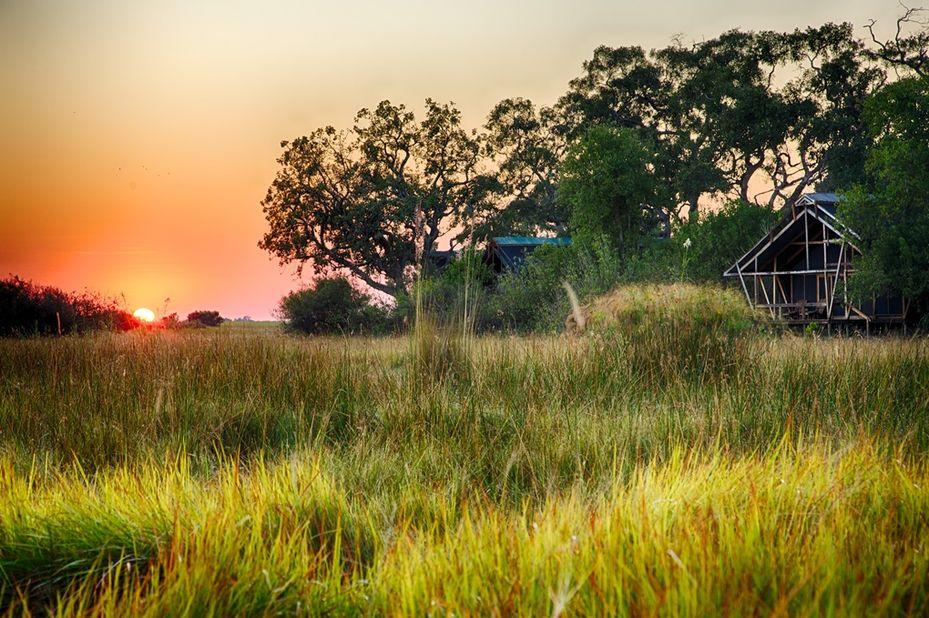 - foto: Kwando Lebala Camp