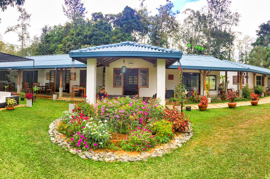 - foto: Ceylon Tea Bungalows