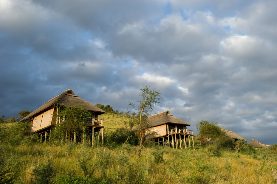 Lahia Tented Lodge - exterior - Serengeti - foto: Tanganyika Wilderness Camps