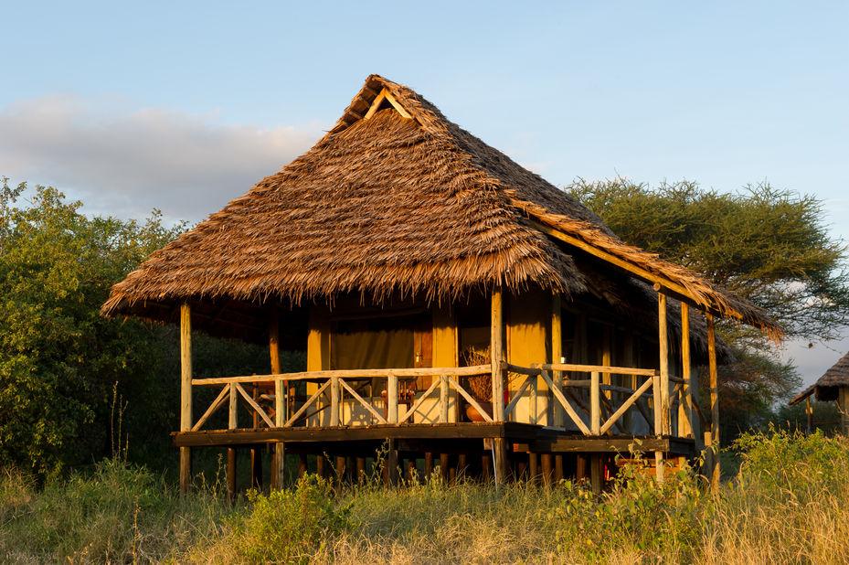 - foto: Tanganyika Wilderness Camps