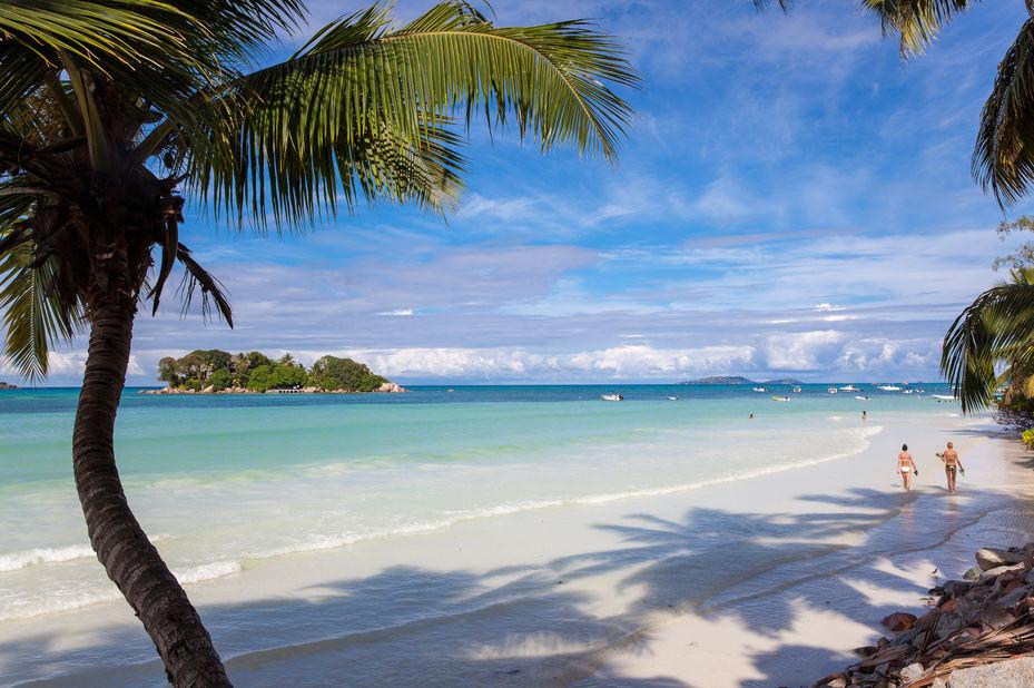 Le Duc De Praslin - strand - Seychellen - foto: Le Duc de Praslin