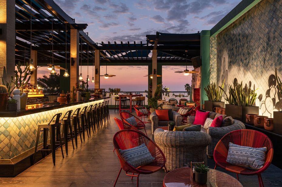 Le Royal Meridien - Mr Taco - restaurant - Dubai - foto: Le Royal Meridien