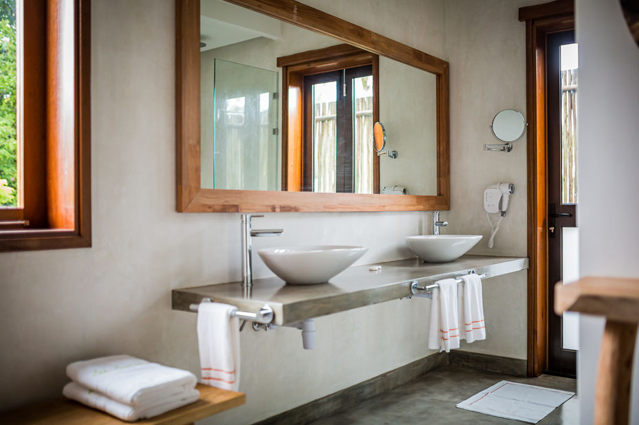 Les Lauriers Eco Hotel - superior - Praslin - Seychellen - foto: Le Lauriers