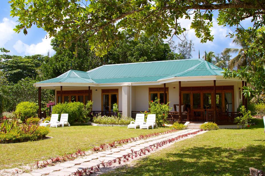 Les Villas dOr - chalets - Praslin - Seychellen - foto: Les Villas dOr